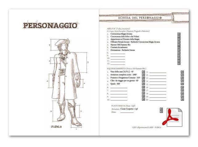 Personaggio Interattivo878785